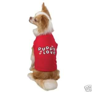 Casual Canine Puppy Love Tank Dog Shirt EXTRA SMALL