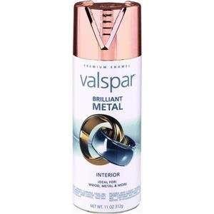 Brilliant Metal Spray Paint   465 66011 SP (Qty 6)