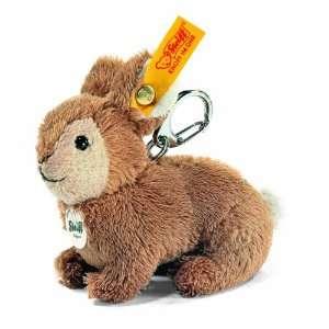 Steiff Keyring Rabbit Light Brown: Toys & Games