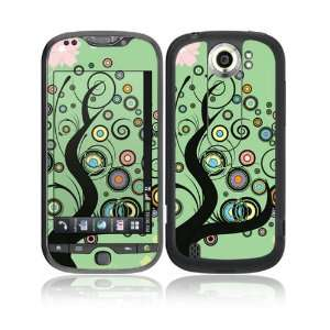 Girly Tree Decorative Skin Cover Decal Sticker for HTC