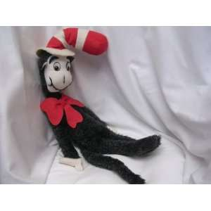 Cat in the Hat Dr. Seuss JUMBO 30 Plush Toy Collectible