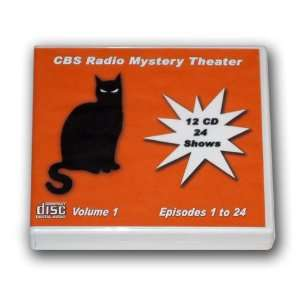 CBS RADIO MYSTERY THEATER Volume 1   Old Time Radio 12