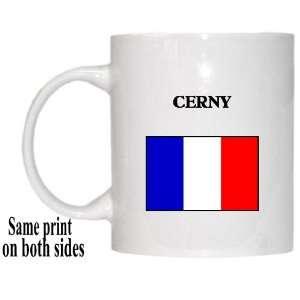 France   CERNY Mug: Everything Else
