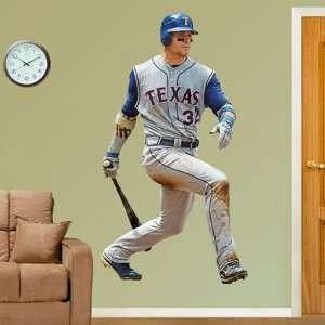 Texas Rangers MLB Fathead REAL.BIG Wall Graphics