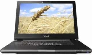 SONY VAIO 17 LAPTOP 4Gb Ram Intel Core2 BLU RAY XP Pro