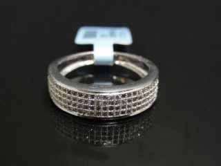 NEW LADIES DIAMOND PAVE ENGAGEMENT/WEDDING BAND RING