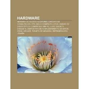 Hardware Memoria de acceso aleatorio, Circuito de