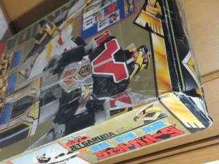 Power Rangers Chojin Sentai JETMAN Deluxe JET GARUDA vintage Bandai