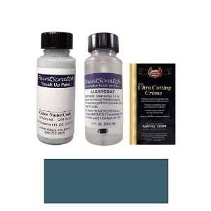 1 Oz. Dark Blue Metallic (Cladding) Paint Bottle Kit for