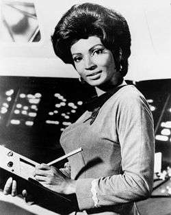 Nichelle Nichols   Shopping enabled Wikipedia Page on