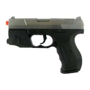 Pistol FPS 150 Laser, Flashing Lights Airsoft Gun