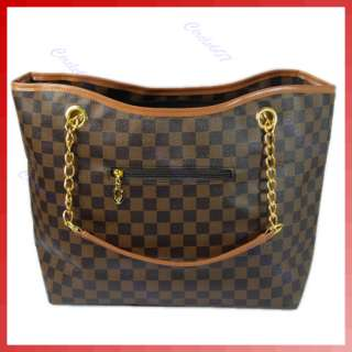 Women Handbag Ladies Shopping Tassel Tote Shoulder Bag Purse Faux
