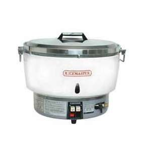 Town Food Service Equipment Co RM 55N Commercial Rice Cooker   Gas