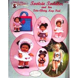 Tootsie Toddler and Her Tote along Nap Pad Annie Potter Books