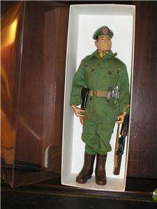 VINTAGE GI JOE ACTION SOLDIER GREEN BERET SET #7536
