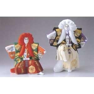 Gotou Hakata Doll Ren Shishi No.0673: Home & Kitchen