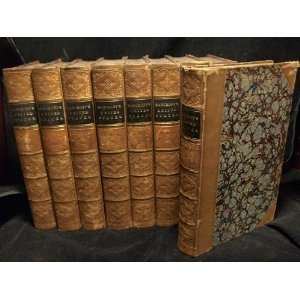 of the United States. 9 Volume Set George Bancroft Books