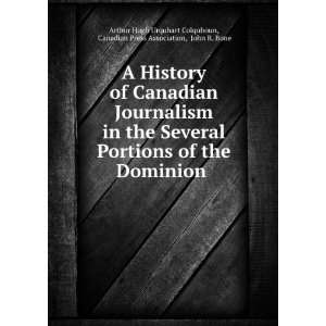 Press Association, John R. Bone Arthur Hugh Urquhart Colquhoun Books
