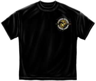 Dog Soldier T Shirt marine corps m16 m ak 16 rifle knife MM102