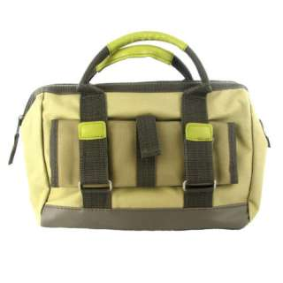 Do It Yourself 12 Inch 7 Compartment Tool Bag 076174961652