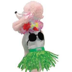 Halloween Hula Girl Dog Costume: Toys & Games