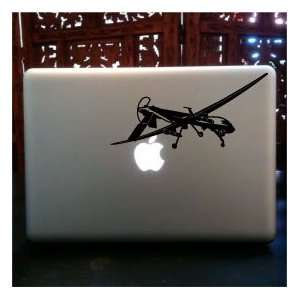 predator drone mac skin vinyl decal