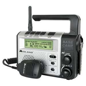 New High Quality Midland XT511 Two Way Base Camp Radio Electronics