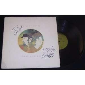 Seals and Crofts Summer Breeze   Signed Autographed Record Album Vinyl