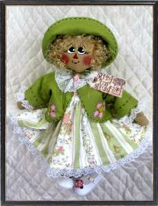 Raggedy Ann Doll PATTERN #78 from Ginger Creek Crossing ♥♥
