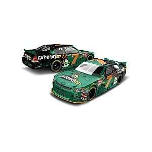 NASCAR Danica Patrick #7 GoDaddy St. Patricks Day