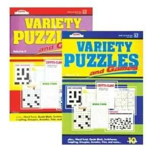 Kappa Variety Puzzles & Games Book(pack Of 48) Everything