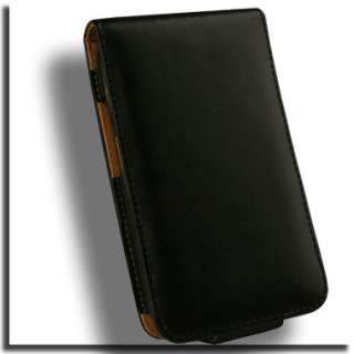 Leather Flip Case for HTC Inspire 4G Pouch Skin Holster