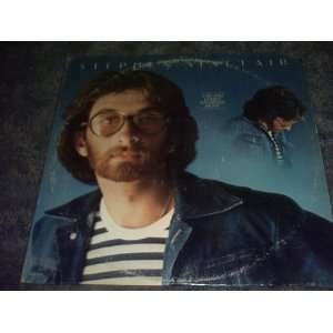 sad and lonely saturday night LP: STEPHEN SINCLAIR: Music