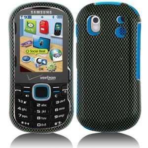 Premium   Samsung U460/Intensity II Carbon Fiber Cover   Faceplate