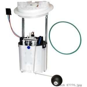 Bosch 67776 Fuel Pump And Hanger Assembly Automotive