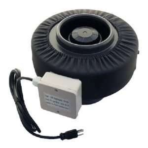 VenTech 6 inch Inline Exhaust Fan Blower Centrifugal Fan