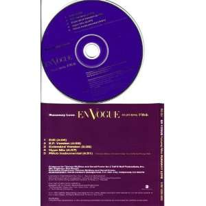 Runaway Love (5 Track Cd Single w/ Instrumental & Mixes