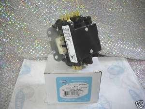 Contactor Definite Purpose 2 Pole FLA25 Coil 120