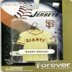 San Francisco Giants Barry Bonds Jersey Magnet Sports