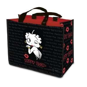 Betty Boop Large Reusable Shopping Bag Tote New: Kitchen