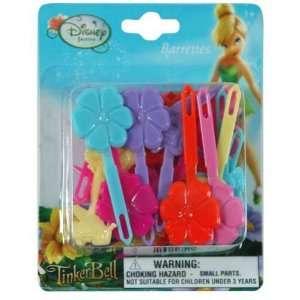 Fairies 30 Large Plastic Hair Barrettes Case Pack 144