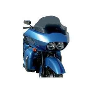 com Klock Werks KW05010232 12 Dark Smoke Flare Replacement Windshield