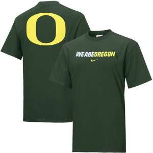 Nike Oregon Ducks Rush the Field T shirt: Sports & Outdoors
