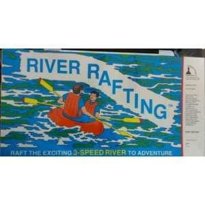 River Rafting 3 Speed River Rafting Adventure Board Game