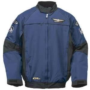 Joe Rocket Md Dk.Blue/Black Blue Ridge Motorcycle Jacket