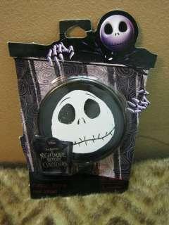 nightmare before Christmas Jack face compact mirror Cosmetics Disney