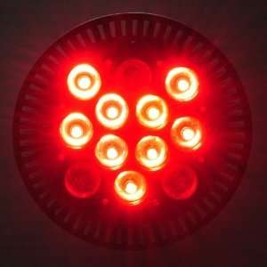 LEDwholesalers 1325RB 12 Watt PAR38 Blue/Red LED High