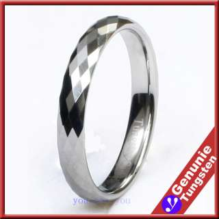 8mm Men Tungsten Lord of LOTR Ring 18k Gold PL Sz 8 12
