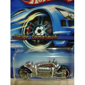 Hot Wheels Dodge Tomahawk Silver #176 (2005) Everything