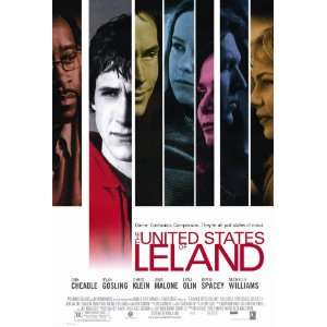 Cheadle)(Ryan Gosling)(Chris Klein)(Jena Malone)(Lena Olin)(Kevin